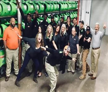 Why SERVPRO? Here's Why!