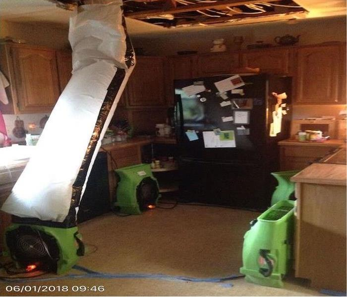 Water Damage – Fort Walton Beach Home