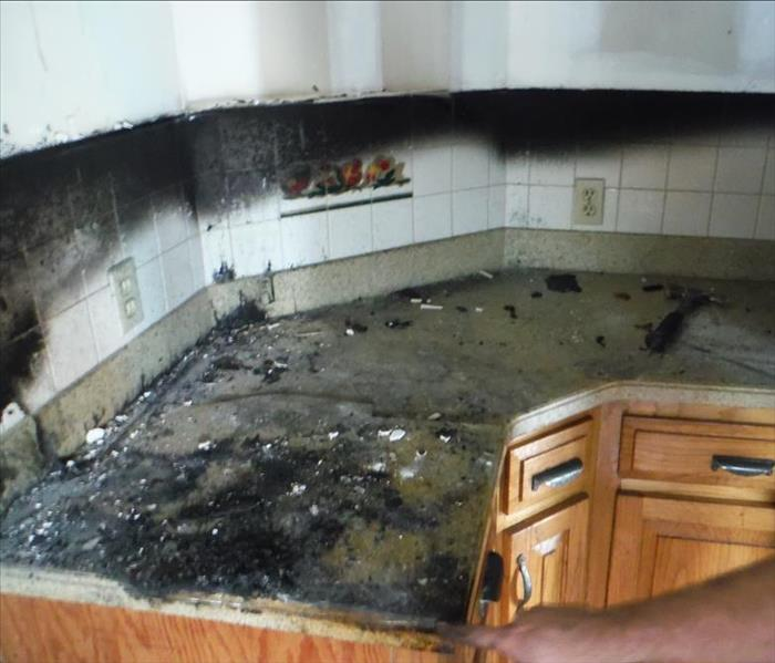 Fire Damage SERVPRO Can Quickly Start the Fire Damage Restoration for Your Okaloosa County Property
