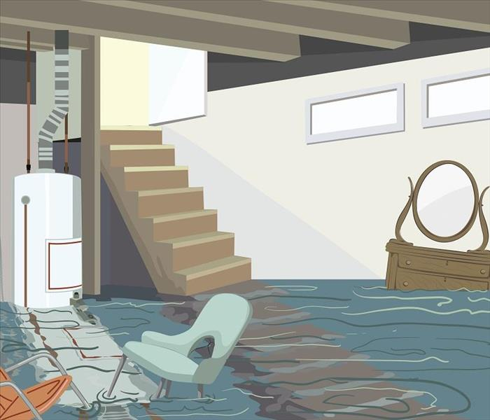 Storm Damage Do Not Let a Flood in Your Destin Home Ruin Your Priceless Items