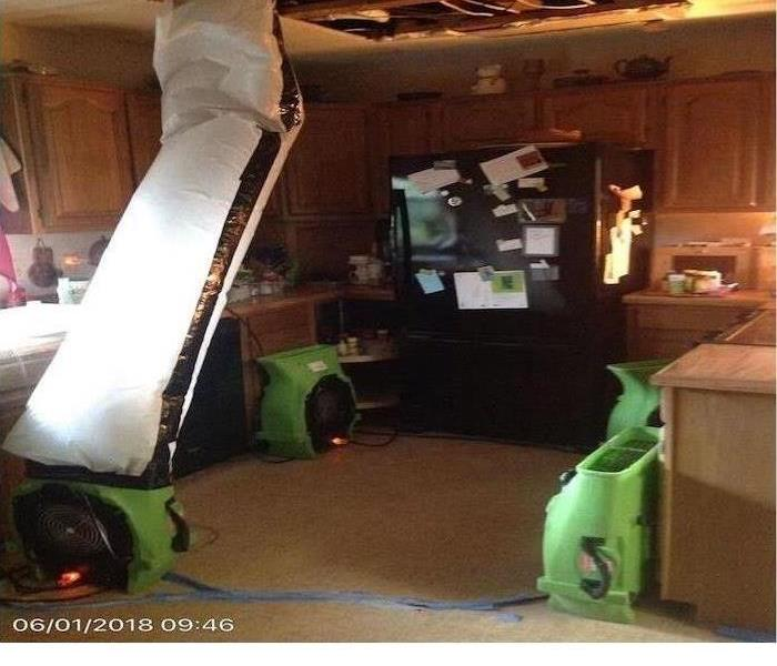 Water Damage Call Us Right Away So We Can Get To Work On Restoring Your Destin Home