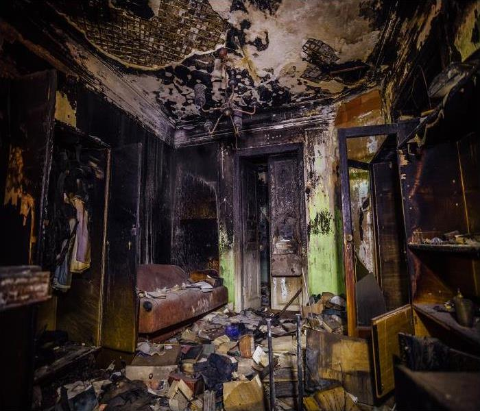 Fire Damage Our Specialists Explain How We Remove Smoke Odors From Your Mary Ester Home